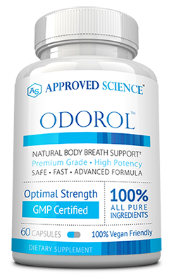 Odorol Risk Free Bottle
